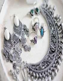 Silver Jewelry & Ornaments