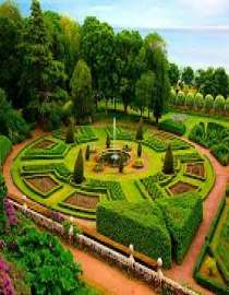 Landscape Structure and Designing Supplier
