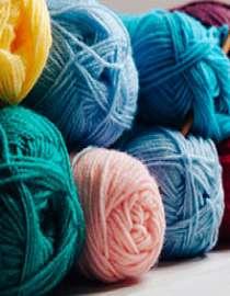 Textiles, Yarn & Fabrics