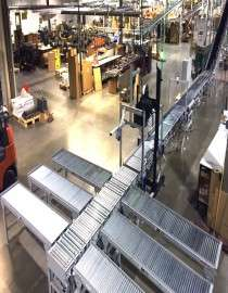 Conveyor Machines & Conveyor Systems