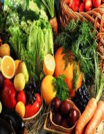 Organic Food Grains & Vegetables