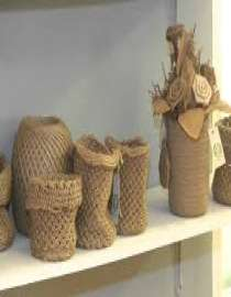 Jute Handicrafts & Jute Products