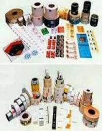 Labels: Adhesive, Fabric & Metal