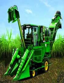 Irrigation and Harvesting Machines