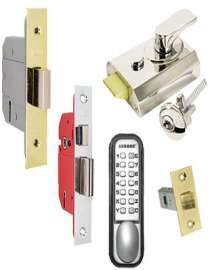 Door Lock, Electronic Lock & Latches