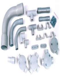 Electrical Conduits and Fittings Supplier