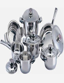 Stainless Steel Utensils & Cookware Supplier