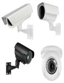 CCTV, Surveillance Systems and Parts