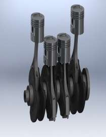 Piston & Crankshaft Assemblies