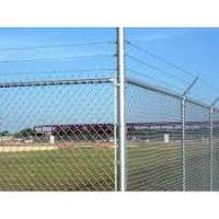 Compound Fencing Fabrication Service