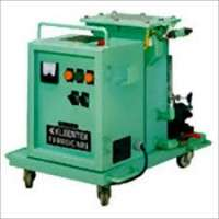 Electrostatic Liquid Cleaning Machine