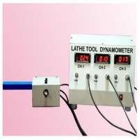 Lathe Tool Dynamometer
