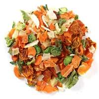 Dehydrated Vegetable