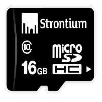 Strontium Memory Cards
