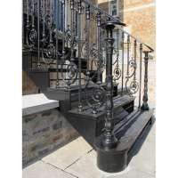 Cast Iron Stairs