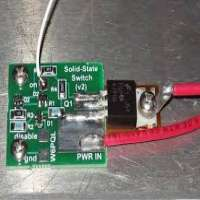 High Current Switches