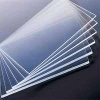 Acrylic transparent sheet