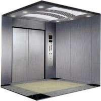 Stainless Steel Elevator Cabin
