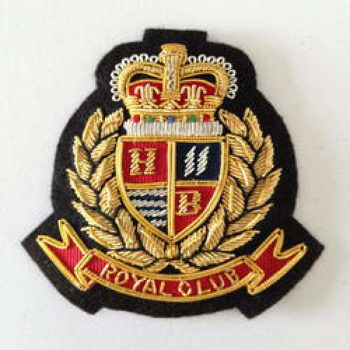 Bullion Patches