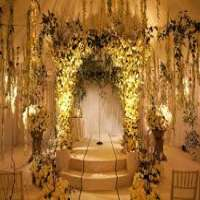 Wedding Stage Backdrop