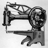 Leather Stitching Machine
