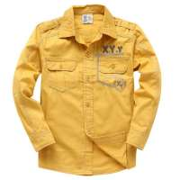 Children Casual Shirts