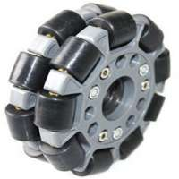 Omni Wheel Roller