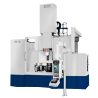 CNC Vertical Turning Machine