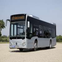 Diesel bus