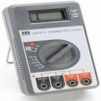 Safety Ohmmeter
