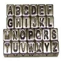 Metal Alphabet