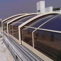 Retractable Sliding Roof