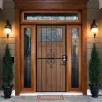 Metal Security Door