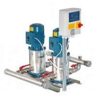 Vertical Pump Set