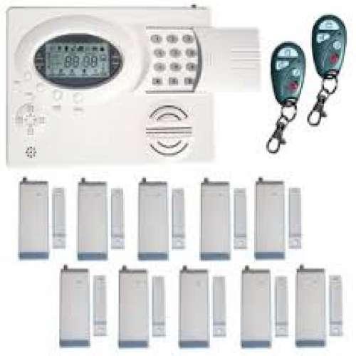 Wireless Alarm System