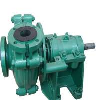 Rubber Lined Slurry Pumps