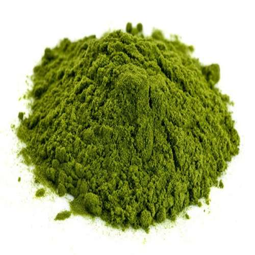 Green Tea Leaves Powder