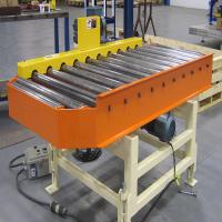 Conveyor turntable