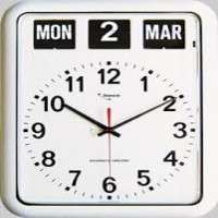 Calendar Wall Clocks