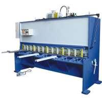 Metal Sheet Shearing Machine