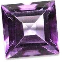 Square Cut Gemstone