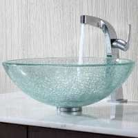 Glass Bathroom Sinks