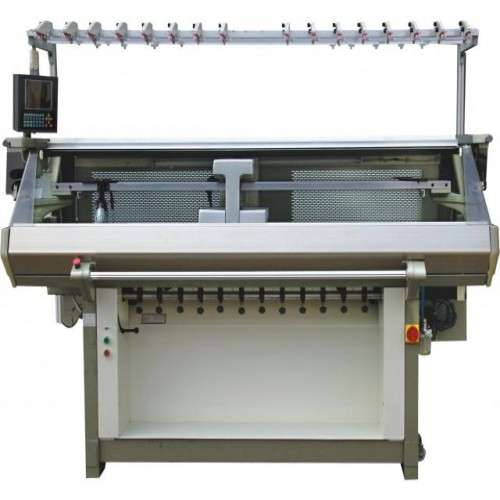 Computerized Knitting Machine