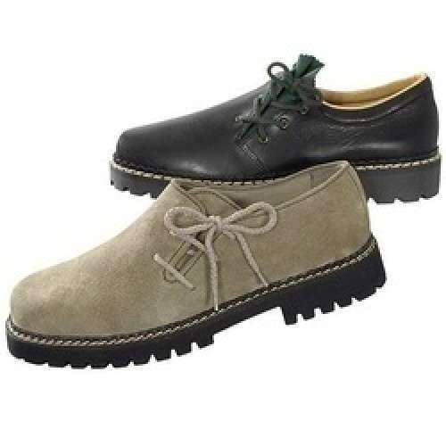 Side Lace Shoes