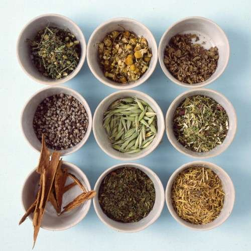 Medicinal Herbal Tea Blends