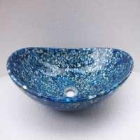 Resin wash basin
