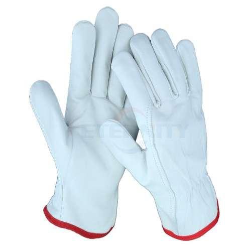 Cow Grain Leather Glove