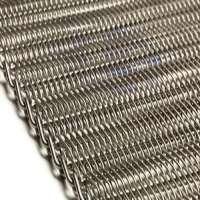 SS Wire Mesh Conveyor Belt