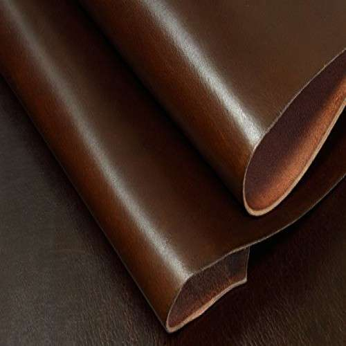 Waxy Full Grain Leather