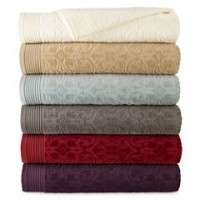 Velour Bath Towel